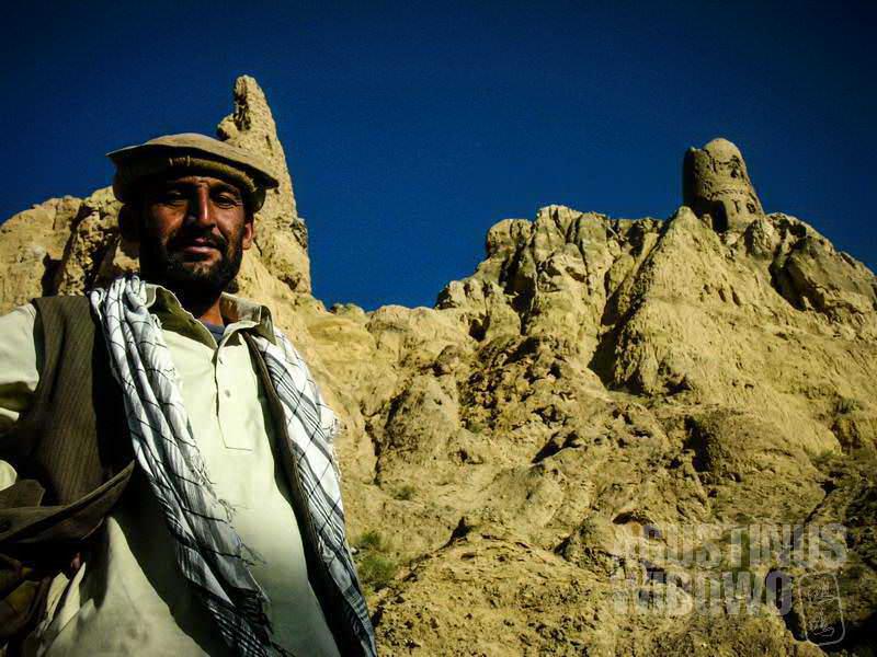 Ahmad Sabur di Kakrak (AGUSTINUS WIBOWO)