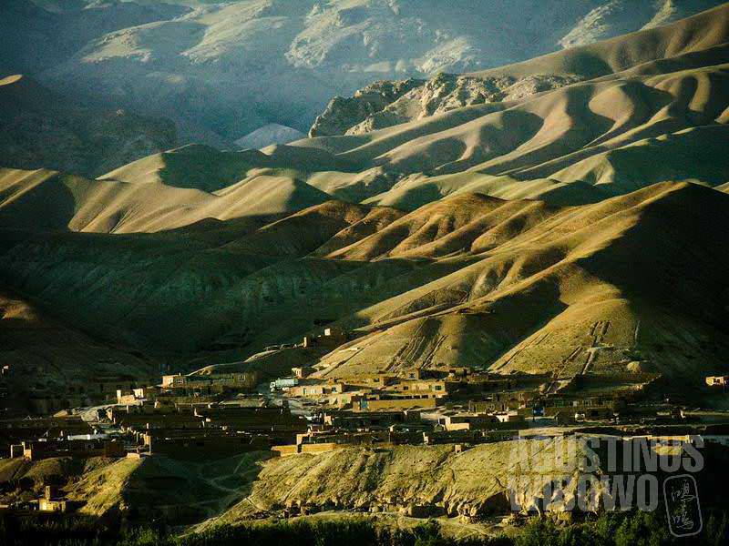 Tak berlebihan jika kukatakan, Afghanistan adalah negeri yang begitu indah. (AGUSTINUS WIBOWO)