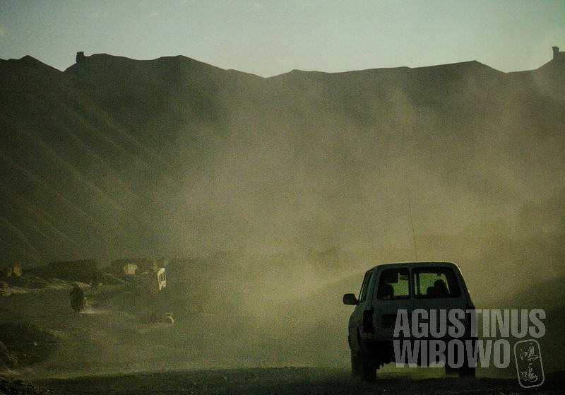 Meninggalkan Bamiyan dalam kemelut (AGUSTINUS WIBOWO)