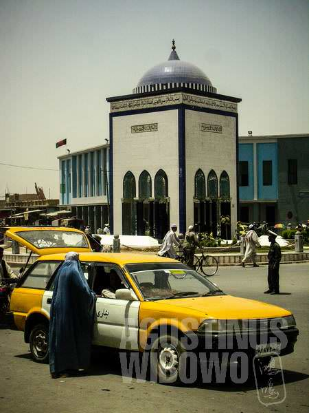 4.Persimpangan Para Martir, alias Shahidan Chowk (AGUSTINUS WIBOWO)