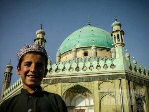 1.Bangunan bersejarah yang menjadi lanmark kota Kandahar (AGUSTINUS WIBOWO)