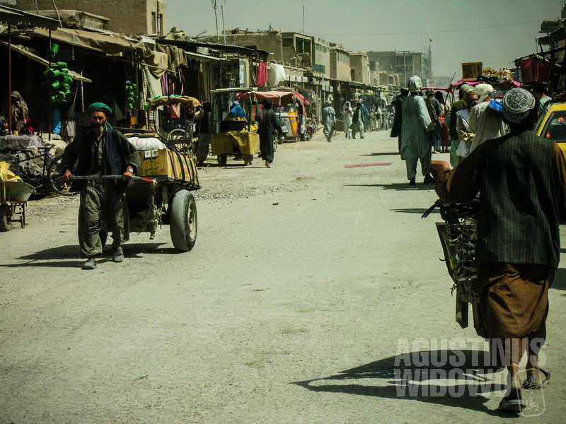 2.Kota legendaris dari Afghanistan selatan (AGUSTINUS WIBOWO)