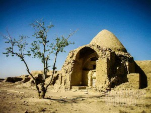 1.Bekas peninggalan dinasti Ghaznavid yang pernah merajai Asia Selatan (AGUSTINUS WIBOWO)