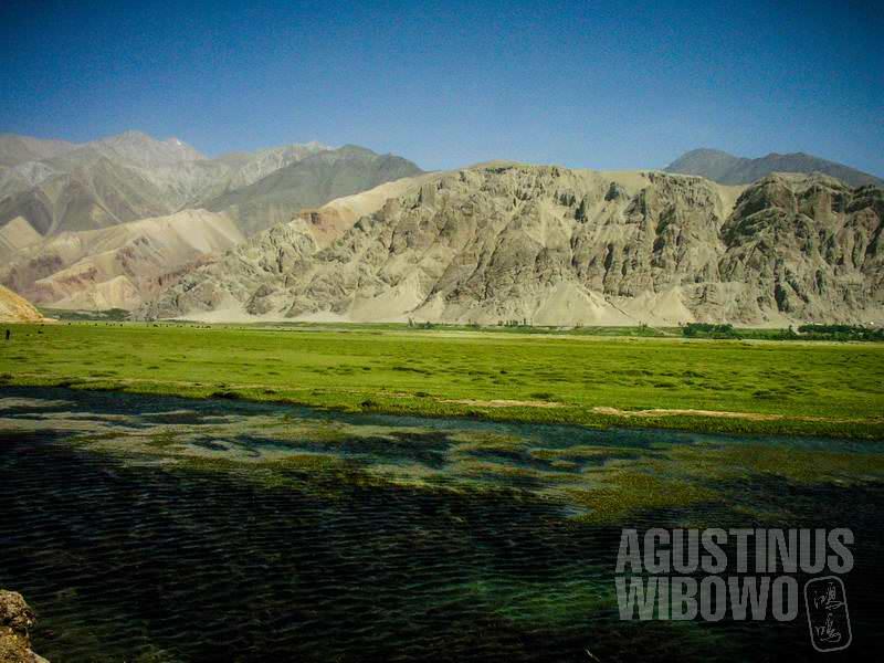 4.Pemandangan menuju Ishkashim (AGUSTINUS WIBOWO)