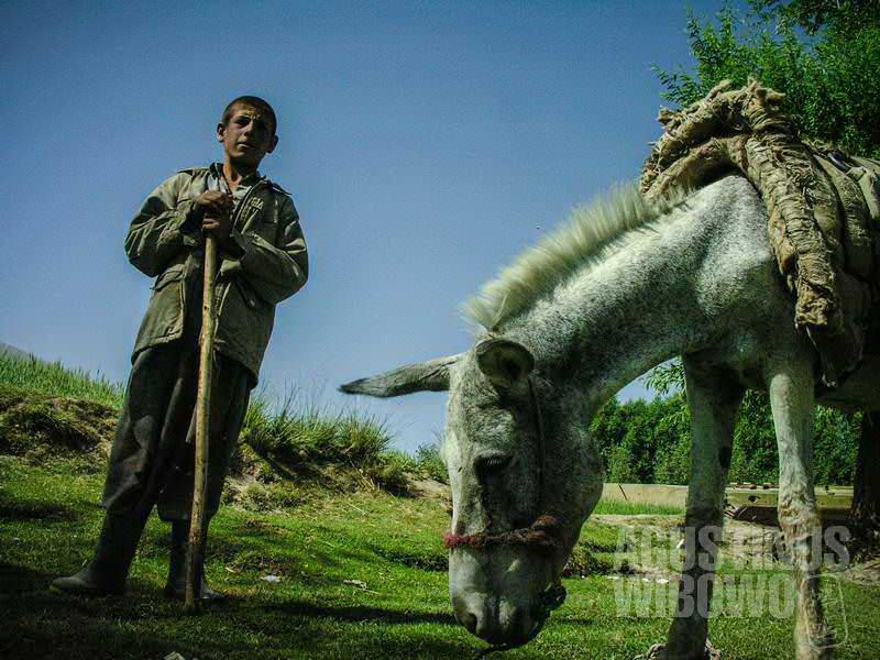 7.Alam yang begitu berbeda, kita sudah di Asia Tengah (AGUSTINUS WIBOWO)