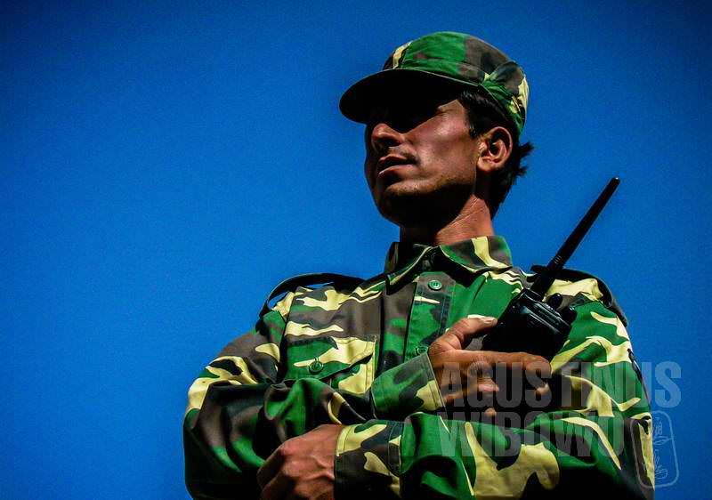 3.Tentara Afghan siap siaga (AGUSTINUS WIBOWO)