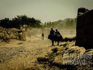 1.Kota yang diselimuti debu (AGUSTINUS WIBOWO)