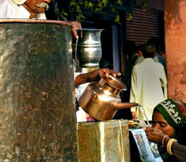 Seorang paniwalla di Jaipur (AGUSTINUS WIBOWO)