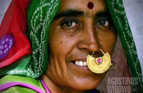 Wanita Bishnoi (AGUSTINUS WIBOWO)