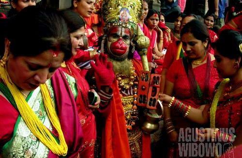 Hanuman (AGUSTINUS WIBOWO)