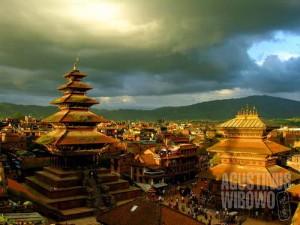 Kota tua Bhaktapur (AGUSTINUS WIBOWO)