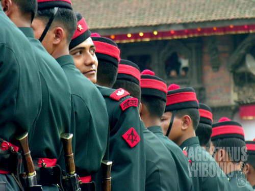 Prajurit Gurkha (AGUSTINUS WIBOWO)