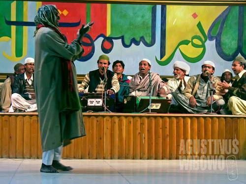Musik qawwali, mistis dan menghanyutkan (AGUSTINUS WIBOWO)