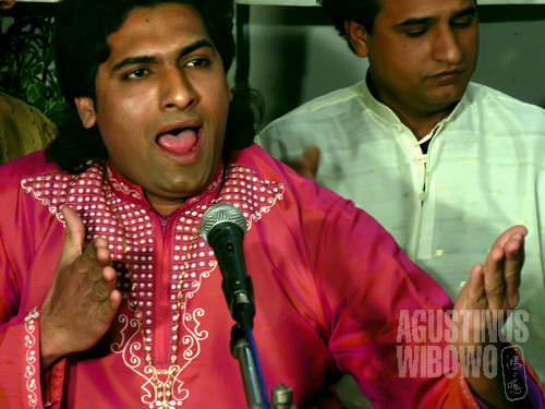 Lagu adalah bagian dari spiritualisme kaum Sufi (AGUSTINUS WIBOWO)