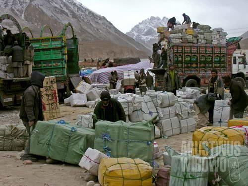 Dry port di Sost menggairahkan perdagangan Pakistan – China