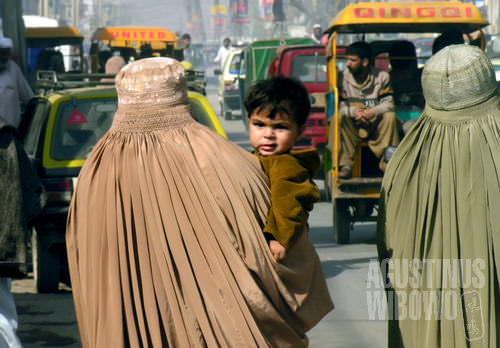 Pendatang dari Afghanistan (AGUSTINUS WIBOWO)
