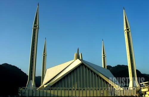 Masjid Faisal (AGUSTINUS WIBOWO)