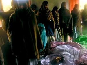 Pak Haji baru meninggal tadi pagi (AGUSTINUS WIBOWO)