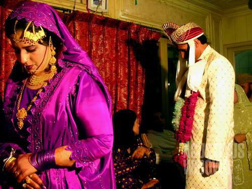 Bertemu di ruang pengantin (AGUSTINUS WIBOWO)