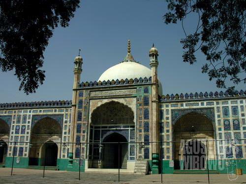 Masjid Eid Gah (AGUSTINUS WIBOWO)