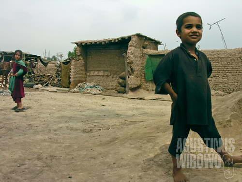 Pemerintah Pakistan terus mendorong para pengungsi untuk pulang ke kampung halaman (AGUSTINUS WIBOWO)
