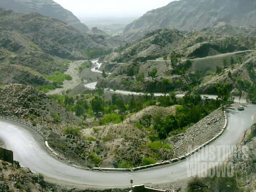 Khyber Pass yang termashyur (AGUSTINUS WIBOWO)