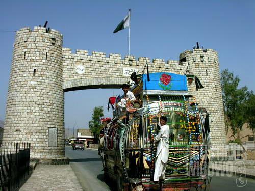 Gerbang Baab-i-Khyber (AGUSTINUS WIBOWO)