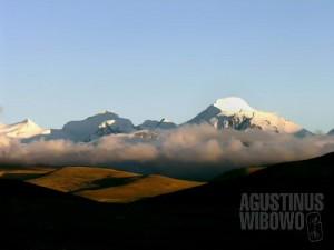 Dari pegunungan salju Himalaya.... (AGUSTINUS WIBOWO)